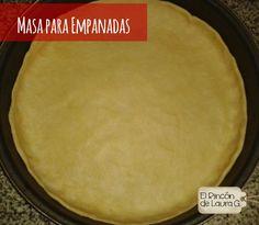 Masa Quebrada, Brisé o Criolla hecha en casa! Para tartas, quiche o tartas saladas