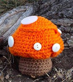 Shroom. Cute!