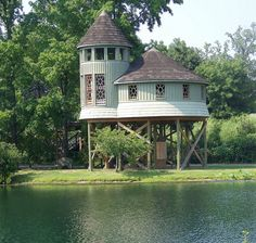 what is it about treehouses??