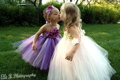 Cute flower girl dresses $35