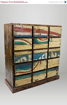 Etsy Featured Seller Sale Solid Reclaimed by EcologicaMalibu, $960.00