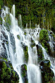 Burney Falls - Shasta County, California