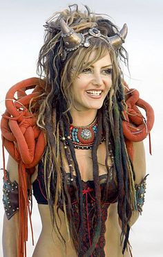 The Fashion of Burning Man