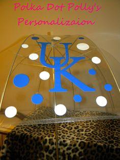 UK Wildcats Umbrella... I want!