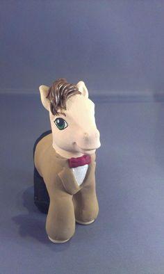 Doctor Who  - Custom My Little Pony