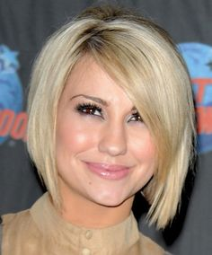 Short Bobs 2014 Hair Trends | 2014 Short Blonde Bob Hairstyle for Women from Chelsea Kane - Pretty ...