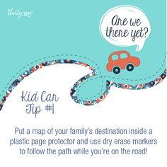 Kid Car Tip #1