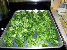 Freezing Broccoli