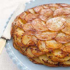 Potato Galette Recipe - America's Test Kitchen