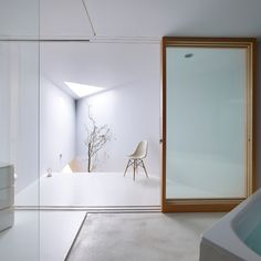 house in saka by suppose design office houses, design offic, architectur, offices, bathroom designs, 70bathroom interior, saka, suppos design, design bathroom