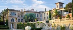 Home - Château Diter - The most amazing wedding venue, spectacular under yesterday's bright blue sky. http://www.annenaylorcelebrant.com/