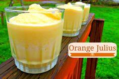 Orange Julius @The Coconut Mama