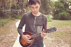 senior photo || guy