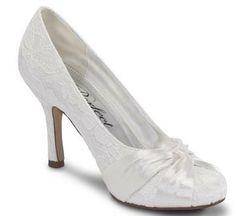 white bow, white lace, bow bridal, bridal shoes