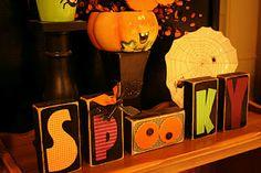 Halloween - Spooky