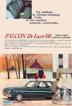 Falcon De Luxe 1966