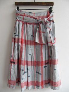 mina perhonen - day trip skirt