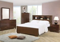 Bedroom Ideas On Pinterest Queen Beds Panel Bed And Night Stands