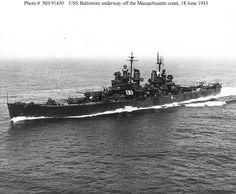 USS Baltimore (CA 68)