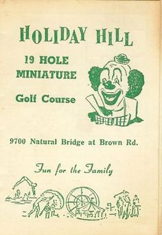 Holiday Hill 1955-1975