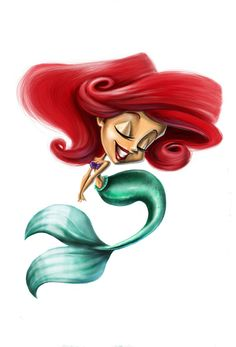 Ariel by ~IsabelVilchez on deviantART