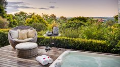 10 Calming Wellness retreats_Hypnotherapy, sound healing, acupuncture and even tennis coaching are available at Gaia Spa in Australia.