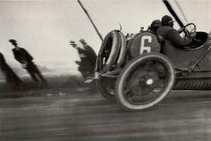 France. Grand Prix de Picardie, 1907 // Jacques-Henri Lartigue