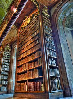 Austria National Library, Vienna.