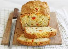 Cheesy Pepper Bread Recipe - Tablespoon