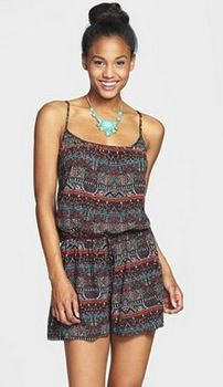 This #tank #romper is perfect for any occasion this #summer.