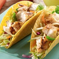 Lemon Pepper Fish Tacos Recipe