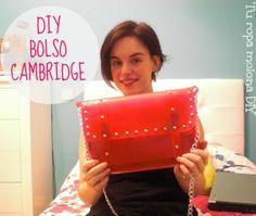 DIY: COMO HACER UN BOLSO CAMBRIDGE