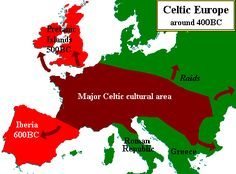 Celts - (Crystalinks) Celtic history