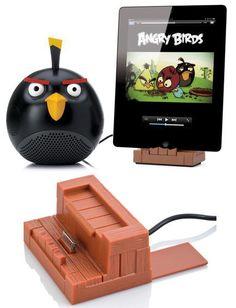 Angry Birds Speakers