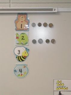 Use money to give out group points, trade 5 pennies for a nickel, etc.  At the end of the week the group with the most $ picks from treasure box/gets a reward.  Carry coins with you to pass out in the hall, cafeteria, etc.