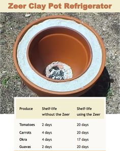 I am going to try this no electricity method of temp regulation for incubating chameleon eggs.  Zeer Pot - No Electricity Refrigeration