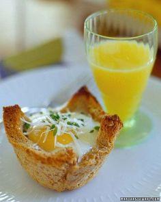 Baker's Dozen Eggs Recipe