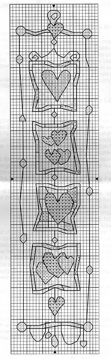 hearts bookmark 2