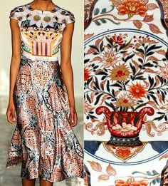 Mary Katrantzou : ceramics