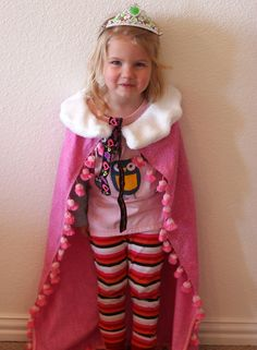 Awesome clothes for your little lady's Trick-or-Treat! #DIY #Girls #Costumes #Halloween