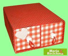Cajas de cartón de reciclaje