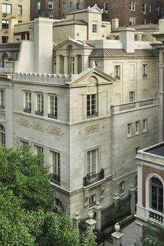 carhart mansion, manhattan living, manhattan live, architectur