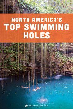 swimming holes