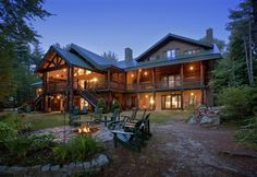 Trout Point Lodge named on of World's 50 Best Hotels by Five Star Alliance | Novia Scotia, Canada