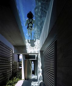 Wonderful article on innovative ways of incorporating swimming pools into architecture.