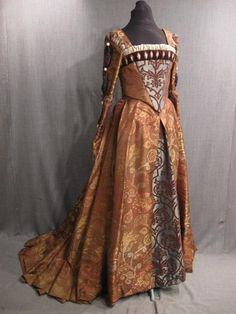italian renaissance clothing   Italian Renaissance Dress (reproduction)   Really Old Clothes
