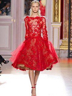 выкройка платья в стиле 60-х годов