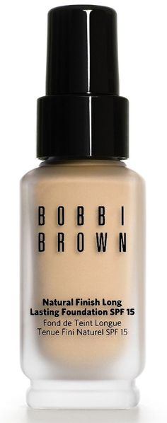 Bobbi Brown Natural Finish Foundation