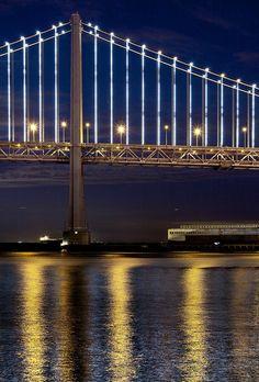 Bay Bridge Night Out, San Francisco