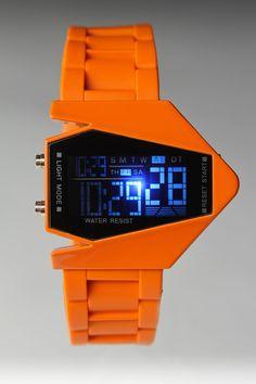 DUMB watch Orange